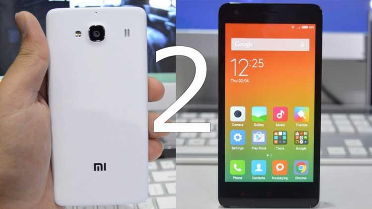 Kumpulan ROM Xiaomi Redmi 2