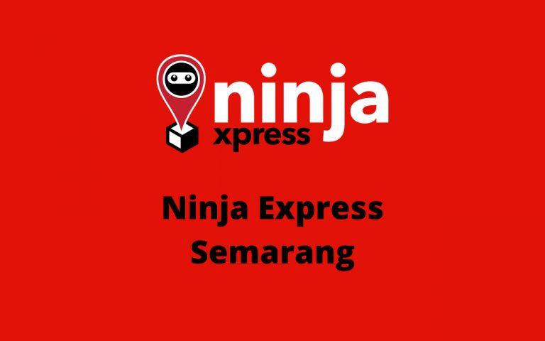 Alamat Lengkap Ninja Express Semarang