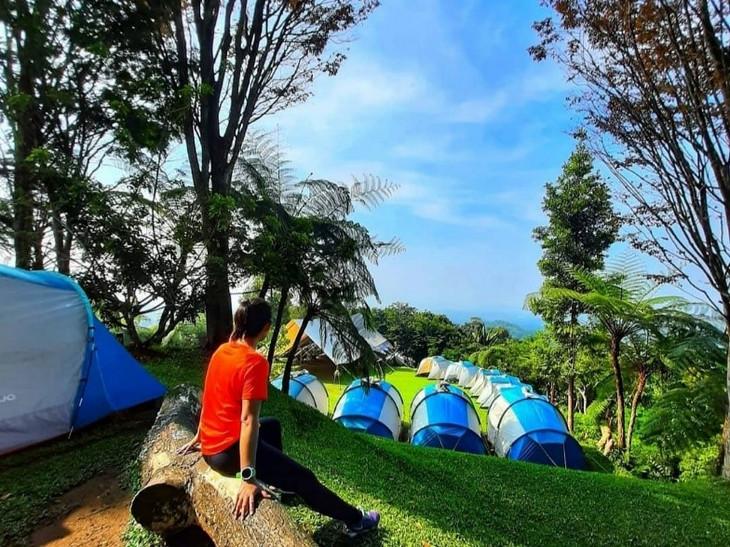 Camping Ground Situ Gunung | Gambar: @ritawang3001 via Instagram @situgunungpark